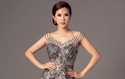 Hoa hậu Thu Hoài khoe đường cong gợi cảm với váy đuôi cá