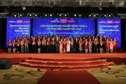 Agribank nhận giải thưởng 'Thương hiệu mạnh Việt Nam 2016'