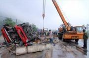 Liên tiếp xảy ra 3 vụ tai nạn giao thông ở Quảng Trị