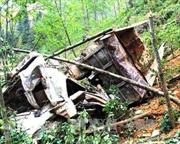 Vụ xe tải ben lao xuống vực ở Hà Giang: Khẩn trương hỗ trợ gia đình người bị nạn