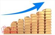 Vàng tiến sát mốc 37 triệu đồng/lượng