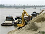 Giá cát tăng mạnh: Thủ tướng yêu cầu báo cáo