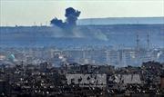 Không quân Syria không kích IS dựa trên thông tin tình báo Iraq