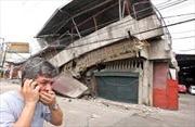 Động đất mạnh 5,2 độ Richter tại Philippines