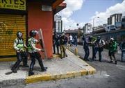 Venezuela bắt giam trên 100 người biểu tình gây bạo loạn