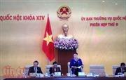 Hai Bộ trưởng sẽ trả lời chất vấn tại phiên họp thứ 9 Ủy ban Thường vụ Quốc hội