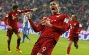 Bayern nuôi hy vọng ngược dòng và nỗi nhớ Lewandowski