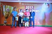 Tập đoàn BRG tôn vinh phong cách Golf 'chuẩn' qua giải Golf BRG Masters 2017