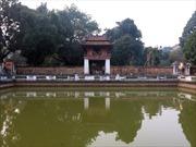 Tu bổ cấp thiết khu vực giếng Thiên Quang tại di tích Văn Miếu