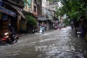 Hà Nội còn 18 điểm có nguy cơ ngập úng cao khi mưa lớn