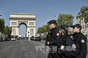 Vụ nổ súng tại Paris: Đối tượng người Bỉ không liên quan