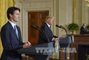 Thủ tướng Canada phản ứng cứng rắn trước cáo buộc của Tổng thống Mỹ