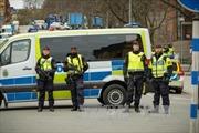 Bắt giữ nghi phạm thứ hai trong vụ khủng bố ở Thụy Điển