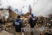 Ukraine điều tra vụ nhân viên quan sát OSCE thiệt mạng