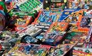 Nhập lậu hơn 2.700 sản phẩm đồ chơi trẻ em