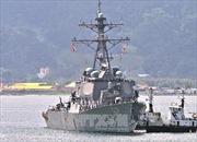 Nhật Bản và Mỹ tập trận chung phòng thủ tên lửa trên biển Nhật Bản