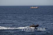 Hàn Quốc triển khai thêm tàu chống cướp biển ở vịnh Aden