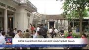 'Tử tù' Hàn Đức Long chính thức được giải oan
