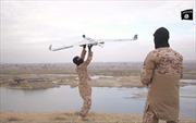 SOHR: IS sử dụng thiết bị bay không người lái vũ trang ở Syria