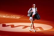 Maria Sharapova ngày về ấn tượng