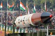 Ấn Độ thử thành công tên lửa đạn đạo Agni-III