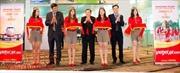 Hành khách Hà Nội bay thẳng đến Singapore từ ngày 27/4 cùng Vietjet