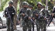 5 binh sỹ Thái Lan thiệt mạng trong một vụ phục kích