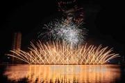 Lễ hội pháo hoa Đà Nẵng mở màn ấn tượng với không gian ẩm thực
