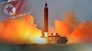Nhật Bản kêu gọi quốc tế gia tăng áp lực sau vụ Triều Tiên thử tên lửa