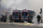 Biểu tình bạo lực tại Pháp trong ngày Quốc tế Lao động