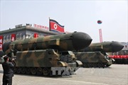 Triều Tiên có thể mở rộng chương trình tên lửa đạn đạo từ tàu ngầm