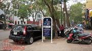 Hà Nội tiếp tục thí điểm vận hành ứng dụng dịch vụ trông giữ xe iParking
