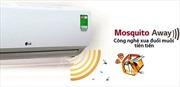 Top 3 điều hòa LG giá rẻ giúp đuổi muỗi