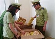 Thu giữ trên 58.000 quả trứng gà nhập lậu từ Trung Quốc