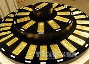 Giá vàng thế giới rơi thấp nhất 6 tuần