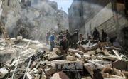 Giao tranh giảm sau thỏa thuận thiết lập vùng an toàn Syria