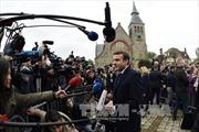Pháp điều tra vụ tấn công mạng nhằm vào ứng cử viên Macron