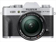 Những mẫu máy ảnh Fujifilm, Canon đời mới bán tại Việt Nam