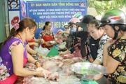 Doanh nghiệp tư nhân mở cửa hàng bình ổn giá hỗ trợ người chăn nuôi