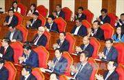 Ngày làm việc thứ tư Hội nghị lần thứ năm Ban Chấp hành Trung ương Đảng khóa XII
