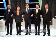 Cử tri Hàn Quốc bắt đầu bỏ phiếu bầu tổng thống