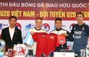 Vietjet vận chuyển độc quyền cho đội tuyển U20 Argentina tại Việt Nam