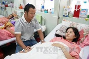 Cứu sống kịp thời thai phụ bị vỡ quai động mạch chủ