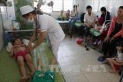 32 trẻ mẫu giáo nhập viện nghi do ngộ độc thực phẩm