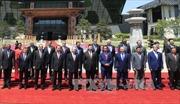 Chủ tịch nước Trần Đại Quang phát biểu tại Diễn đàn 'Vành đai và Con đường'