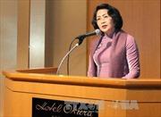 Phó Chủ tịch nước Đặng Thị Ngọc Thịnh tham dự Gặp gỡ Doanh nghiệp Việt Nam – Fukuoka