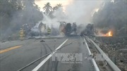 Tai nạn giao thông nghiêm trọng tại Peru, 47 người thương vong