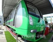 China Eximbank giải ngân 18,25 triệu USD cho dự án đường sắt Cát Linh - Hà Đông