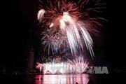 Lễ hội pháo hoa quốc tế Đà Nẵng 2017: Náo nức chờ đợi ứng cử viên vô địch