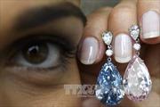Ngắm đôi khuyên tai kim cương tuyệt đẹp đắt nhất thế giới